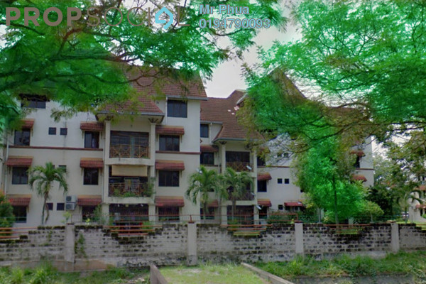 For Rent Condominium at Desa Sri Jaya Apartment, Seberang Jaya Freehold Semi Furnished 3R/2B 1k
