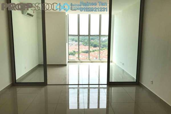 For Rent Condominium at 3Elements, Bandar Putra Permai Freehold Semi Furnished 1R/1B 1k
