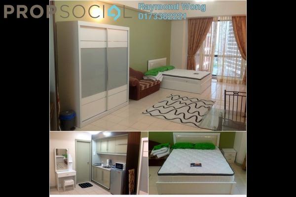 For Rent SoHo/Studio at Amcorp Serviced Suites, Petaling Jaya Freehold Fully Furnished 1R/1B 1.7k