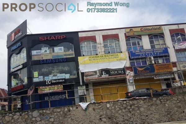 For Rent Apartment at Taman Bukit Angsana, Cheras South Freehold Unfurnished 6R/4B 1.2k