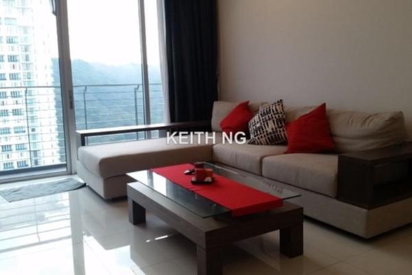 For Rent Condominium at Kiara 1888, Mont Kiara Freehold Fully Furnished 3R/2B 3.8k