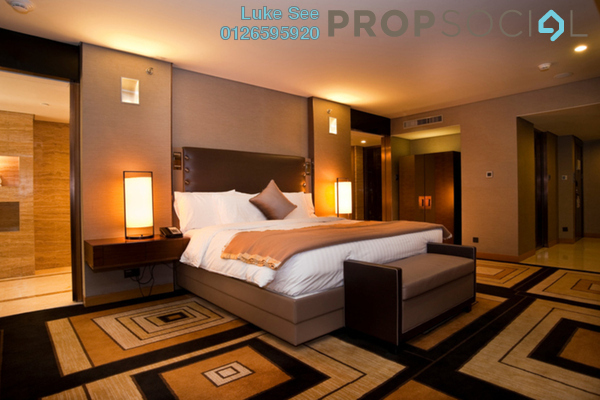 For Sale Condominium at Iris Residence, Bandar Sungai Long Freehold Unfurnished 3R/2B 501k
