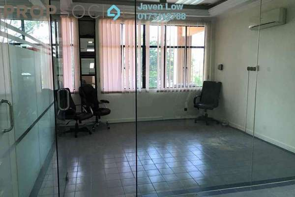 For Rent Office at Section 13, Petaling Jaya Freehold Semi Furnished 0R/1B 1.8k