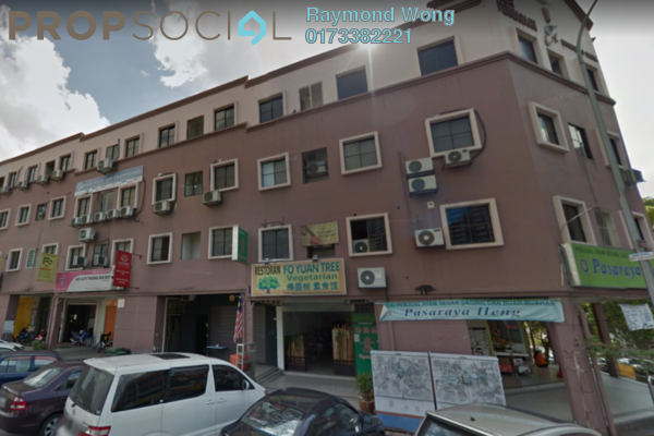 For Rent Shop at Taman Tan Yew Lai, Old Klang Road Freehold Unfurnished 0R/2B 3k