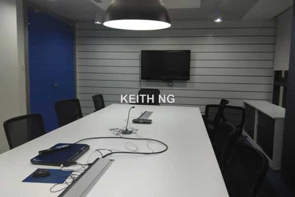 For Rent Office at GTower, KLCC Freehold Fully Furnished 1R/1B 32.0千
