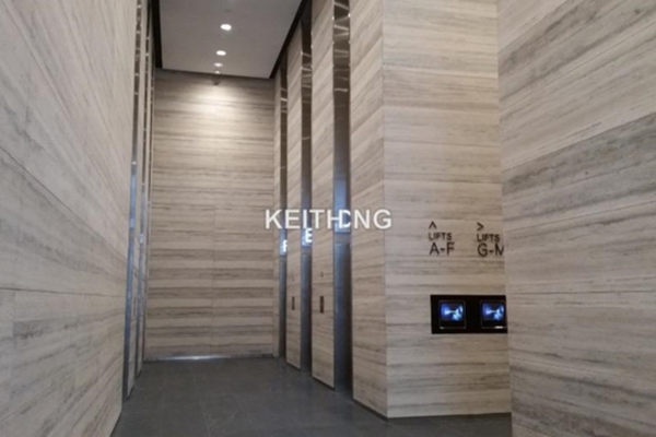 For Rent Office at Ilham Baru Tower, KLCC Freehold Unfurnished 1R/1B 25k