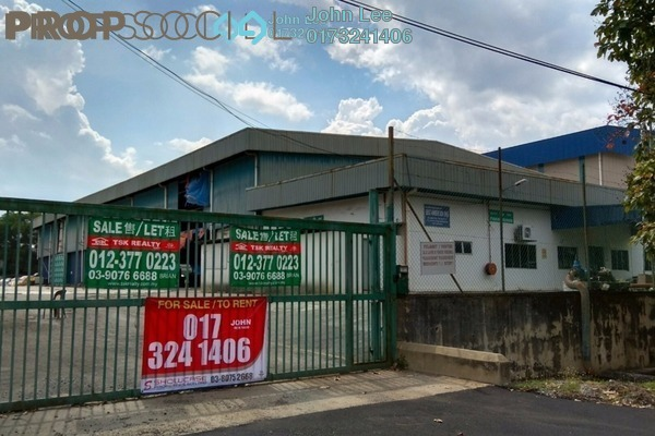 For Rent Factory at Arab-Malaysian Industrial Park, Nilai Freehold Unfurnished 0R/0B 35k