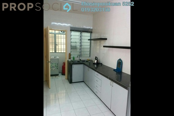 For Sale Condominium at Platinum Hill PV3, Setapak Freehold Semi Furnished 4R/2B 510k