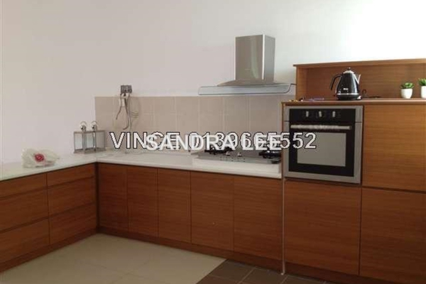 For Sale Terrace at Garden Residence, Cyberjaya Freehold Semi Furnished 4R/4B 960k