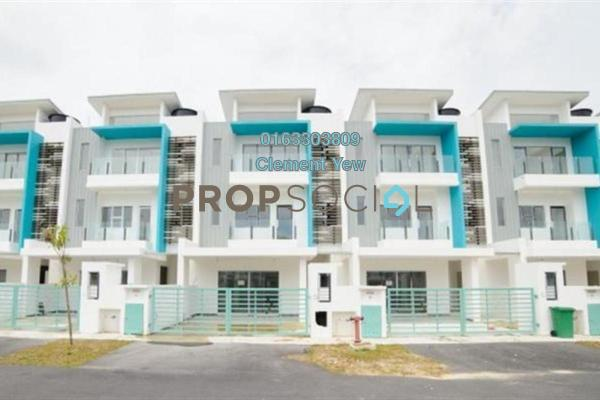 For Sale Terrace at The Clover Homes @ Laman Semanggi, Semenyih Freehold Unfurnished 5R/4B 688k