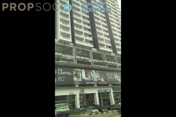 For Rent Condominium at Urban 360, Gombak Freehold Fully Furnished 1R/1B 1.6k