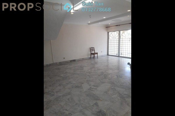 For Sale Terrace at Taman Sri Bintang, Kepong Freehold Semi Furnished 4R/3B 980k