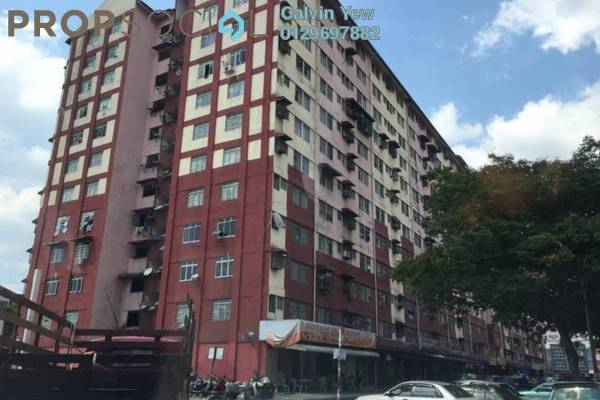 For Sale Apartment at Desa Mentari, Bandar Sunway Freehold Unfurnished 3R/2B 140k