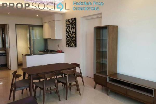For Rent Condominium at The Sentral Residences, KL Sentral Freehold Fully Furnished 1R/1B 4.5k