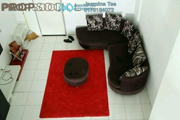 For Rent SoHo/Studio at Axis SoHu, Pandan Indah Leasehold Fully Furnished 1R/1B 1.6k
