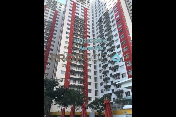 For Rent Condominium at Main Place Residence, UEP Subang Jaya Freehold Unfurnished 3R/2B 1.5k