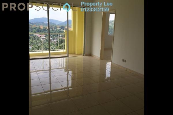 For Rent Condominium at Platinum Hill PV6, Setapak Freehold Semi Furnished 3R/2B 1.6k