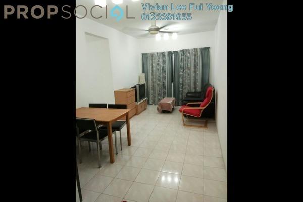 For Rent Apartment at Suria Kinrara, Bandar Kinrara Freehold Fully Furnished 3R/2B 950translationmissing:en.pricing.unit