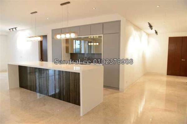 For Sale Condominium at One Menerung, Bangsar Freehold Semi Furnished 3R/4B 4.32m