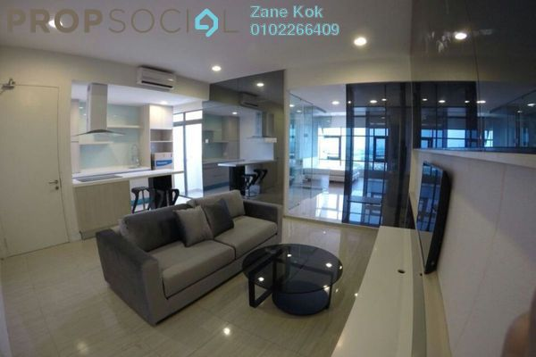 For Rent Serviced Residence at Eve Suite, Ara Damansara Freehold Fully Furnished 1R/1B 1.8k