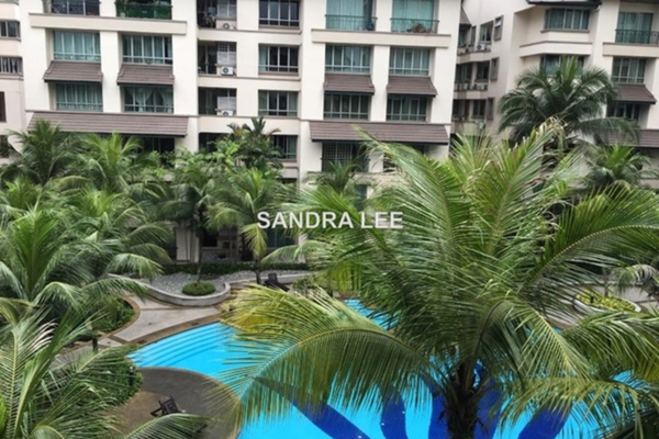 For Sale Condominium at Riana Green, Tropicana Leasehold Semi Furnished 3R/3B 1m