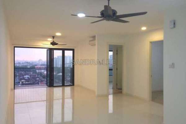 For Sale Condominium at Glomac Damansara, TTDI Freehold Semi Furnished 3R/3B 1.7m