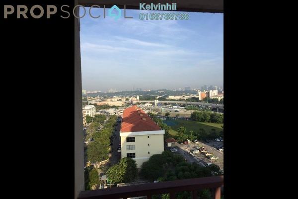 For Sale Condominium at Bintang Mas, Bandar Sri Permaisuri Freehold Semi Furnished 4R/2B 500k
