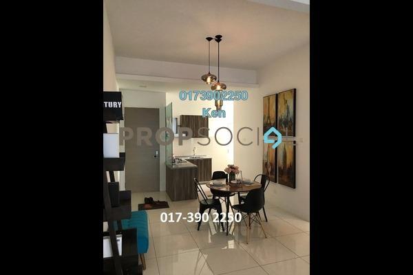 For Rent Serviced Residence at Skypod, Bandar Puchong Jaya Freehold Fully Furnished 2R/2B 2k