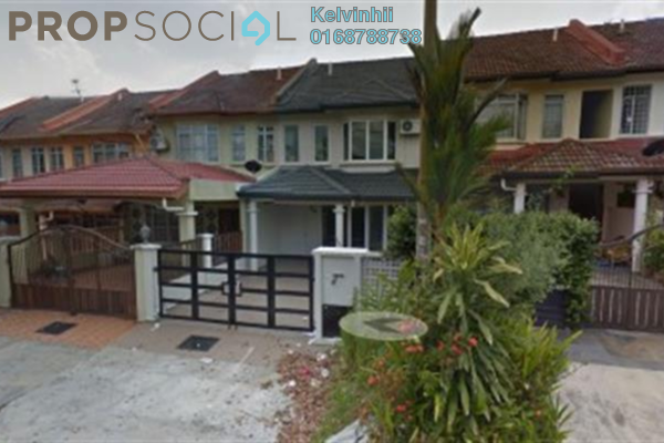 For Sale Terrace at BK5, Bandar Kinrara Freehold Unfurnished 4R/3B 798k