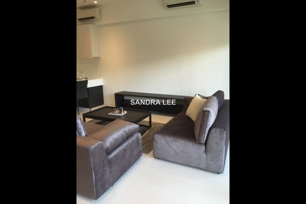 For Sale Condominium at The Capers, Sentul Freehold Fully Furnished 2R/3B 960k