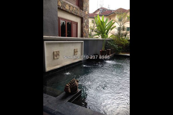 For Sale Bungalow at The Ara, Bangsar Freehold Fully Furnished 3R/4B 4.3m