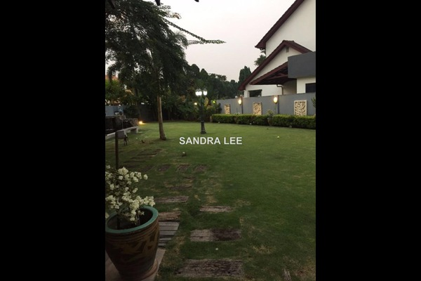 For Sale Semi-Detached at Athinahapan, TTDI Freehold Semi Furnished 6R/5B 3.9m