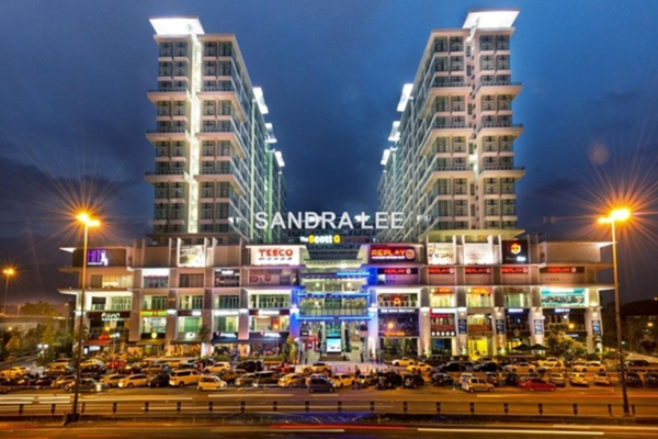 For Sale Shop at The Scott Garden, Old Klang Road Freehold Unfurnished 0R/4B 8m
