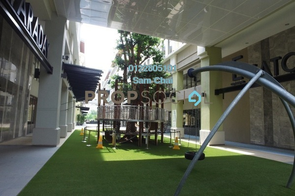 For Rent Shop at Plaza Arcadia, Desa ParkCity Freehold Unfurnished 0R/1B 3.5k