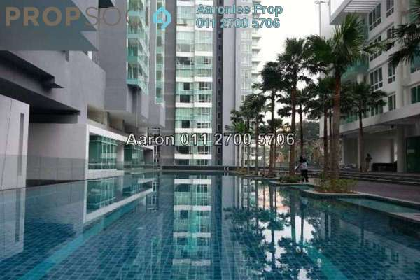 For Rent Condominium at Verticas Residensi, Bukit Ceylon Freehold Semi Furnished 3R/2B 8.5k