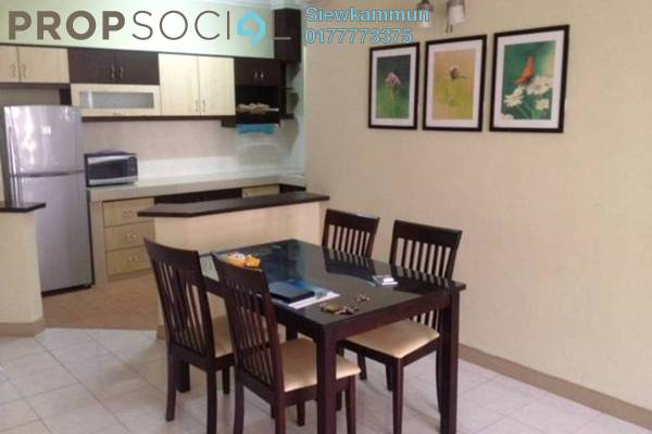For Rent Apartment at D'Shire Villa, Kota Damansara Freehold Fully Furnished 3R/2B 1.7k