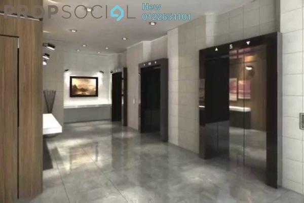 For Rent Condominium at Spring Avenue, Kuchai Lama Freehold Semi Furnished 3R/2B 1.5k
