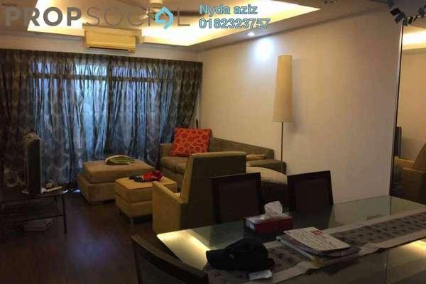 For Sale Condominium at Perdana Exclusive, Damansara Perdana Freehold Semi Furnished 3R/2B 488k