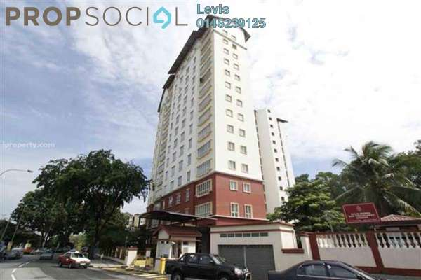 For Rent Condominium at Segar Courts, Cheras Freehold Fully Furnished 3R/2B 2.4k