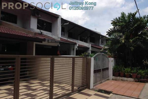 For Sale Terrace at SS2, Petaling Jaya Freehold Semi Furnished 5R/3B 1.18m
