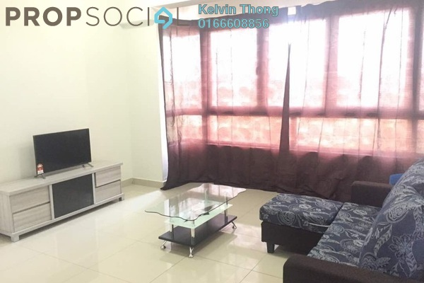 For Rent Condominium at Residence 8, Old Klang Road Freehold Fully Furnished 4R/4B 2k