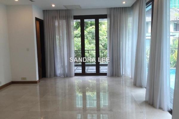 For Rent Terrace at Villa Mont Kiara, Mont Kiara Freehold Semi Furnished 4R/5B 15k