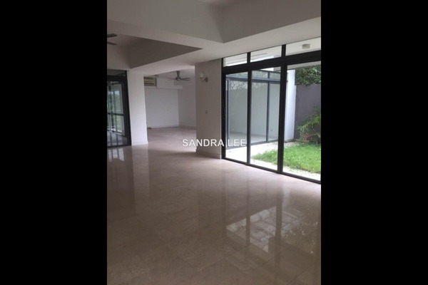 For Rent Terrace at Bangsar Peak, Bangsar Freehold Semi Furnished 5R/6B 20k
