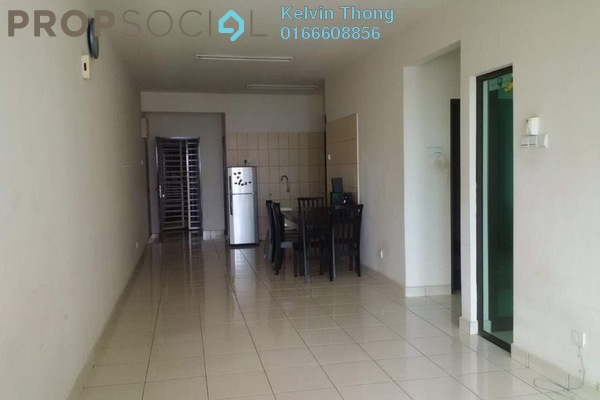 For Sale Condominium at Indah Alam, Shah Alam Freehold Unfurnished 4R/2B 465k