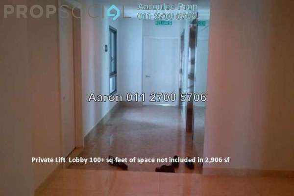 For Rent Condominium at Seni, Mont Kiara Freehold Fully Furnished 4R/6B 11k