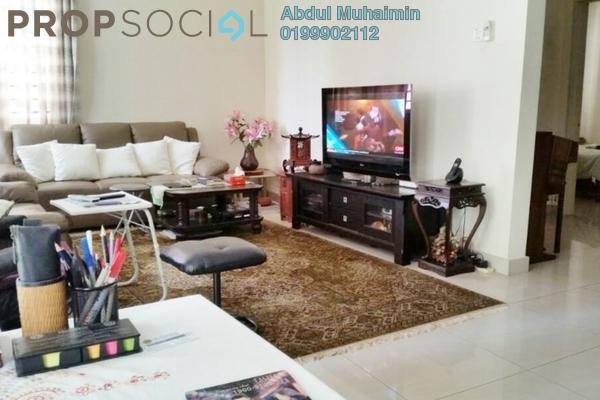 For Rent Condominium at Platinum Hill PV8, Setapak Freehold Semi Furnished 3R/2B 2.5k