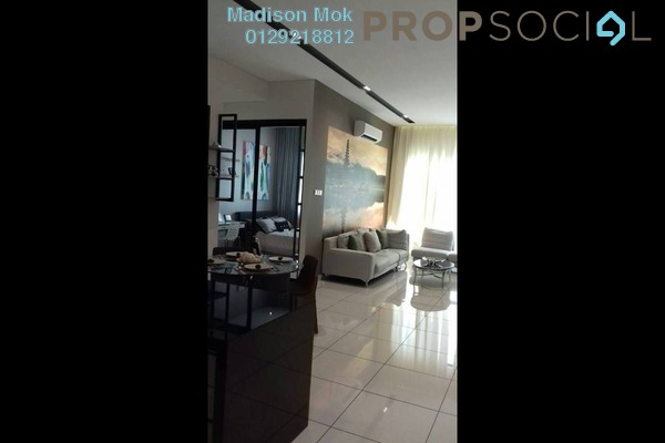For Sale Condominium at Iris Residence, Bandar Sungai Long Freehold Unfurnished 3R/2B 435k