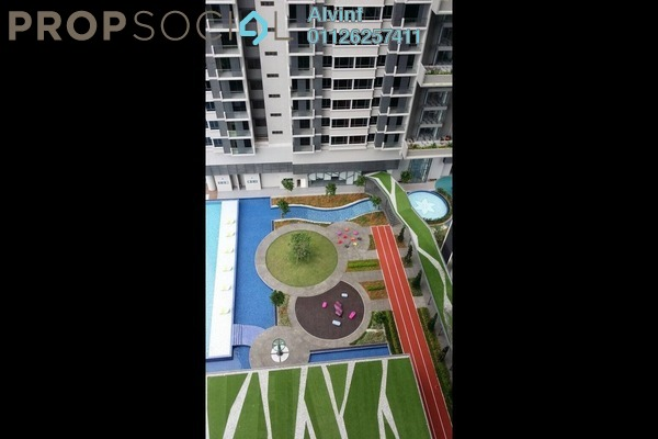 For Rent Condominium at The Petalz, Old Klang Road Freehold Semi Furnished 4R/2B 2.2k