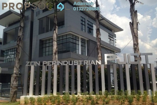 For Rent Factory at PJ City, Petaling Jaya Freehold Semi Furnished 0R/6B 32k