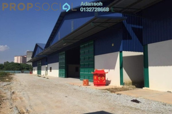 For Rent Factory at Sungai Buloh Country Resort, Sungai Buloh Freehold Unfurnished 0R/4B 9k